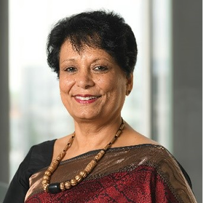 Anuradha Gupta, Deputy CEO, Gavi, the Vaccine Alliance