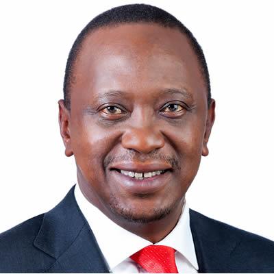 H.E. President Uhuru Muigai Kenyatta