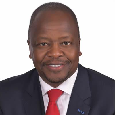 Hon. Senator Mutahi Kagwe, EGH
