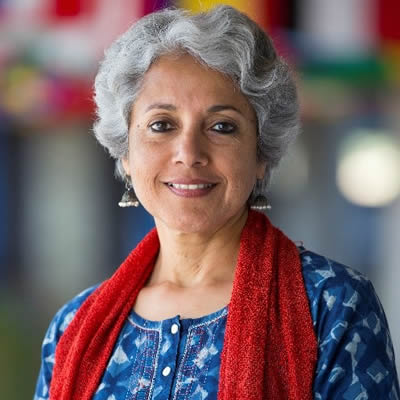 Soumya Swaminathan, Chief Scientist, World Health Organization